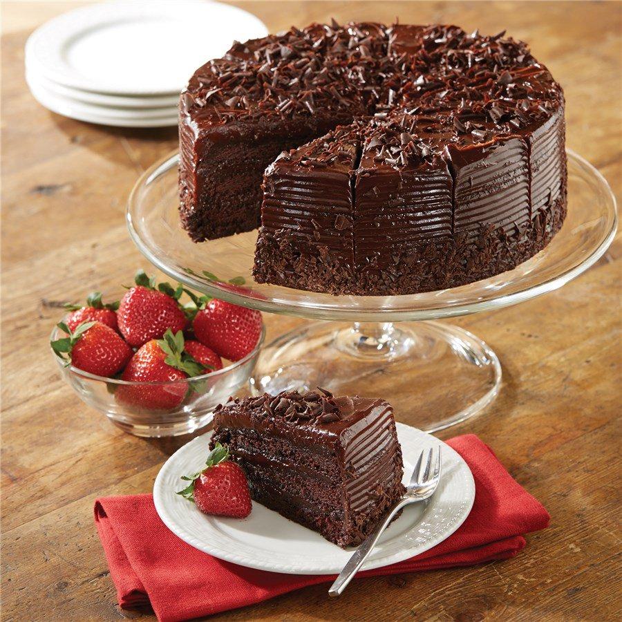 Easy Cake Desserts