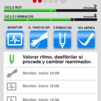 Una App que optimiza la RCP!