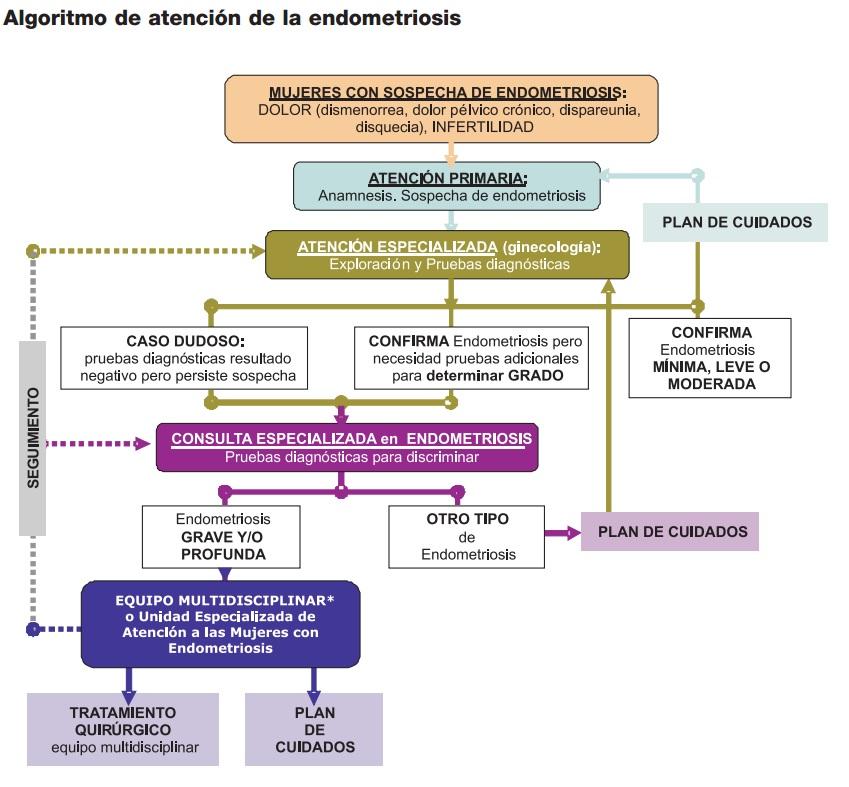 Enfermería en el cuidado de la Endometriosis (4/4)