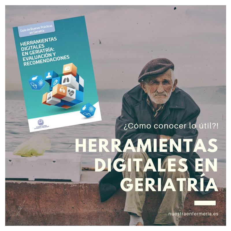 Herramientas digitales geriatria