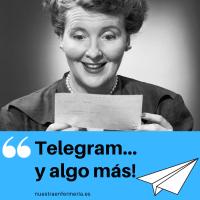 Telegram... y algo más!