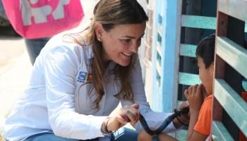 Ana Rosa Payán y el Sindicato Pamplona se ponen la verde para apoyar ... 8a08d2250299a