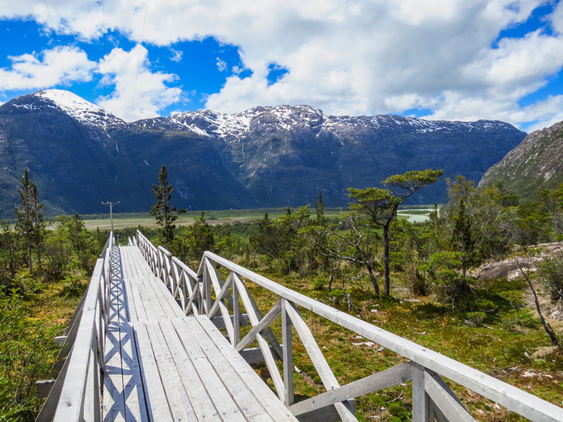 Patagonia - Parte 7 // Cochrane y  Caleta Tortel