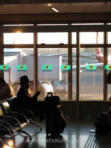 Rabino en el aeropuerto de San Pablo