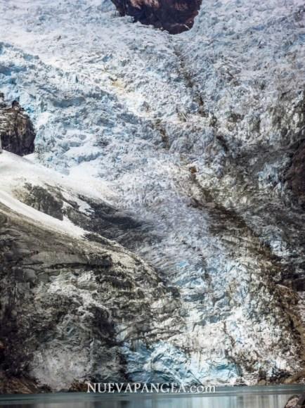 Glaciares, en rápido retroceso