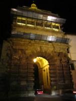 Antigua puerta de Palermo, una de las tantas evidencias árabes