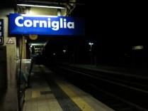 Estación de tren en Corniglia