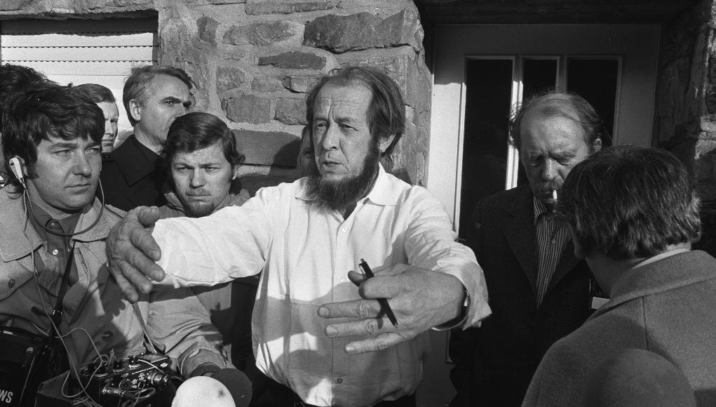 Solzhenitsin © Wikipedia
