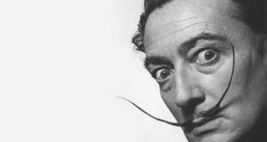 Salvador Dalí. © Rtve