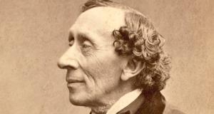 Hans Christian Andersen. © Wikipedia