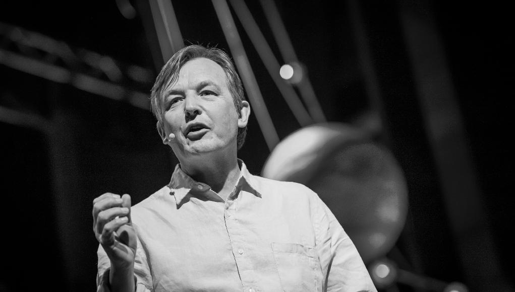 Chris Anderson, director de las Charlas TED