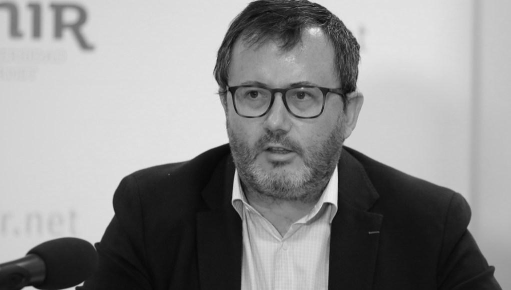 Jorge Sáinz. Foto: © Josema Visiers