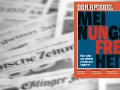"""Mathias Döpfner, presidente de Springer: """"No soy la policía de la lengua, y no quiero tenerla"""""""