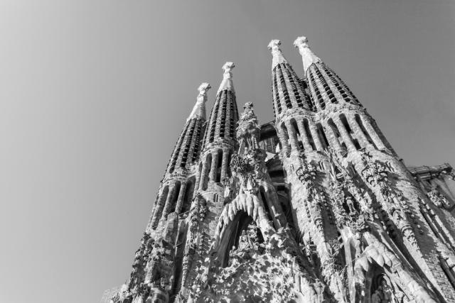 Templo de la Sagrada Familia © Shutterstock