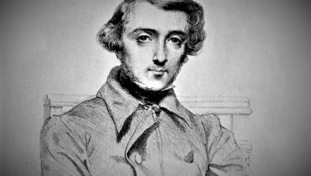 Alexis de Tocqueville. © Wikipedia