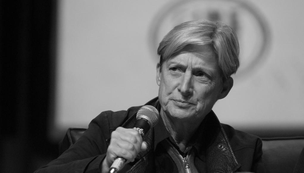 La filósofa Judith Butler. © Shutterstock