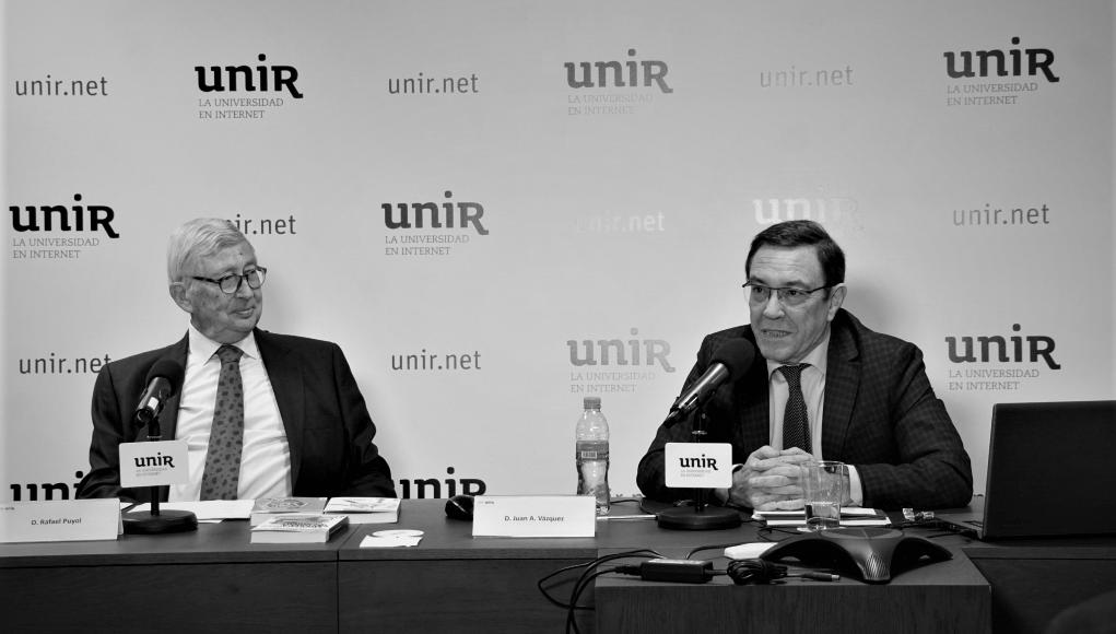 Rafael Puyol y Juan Vázquez © Josema Visiers