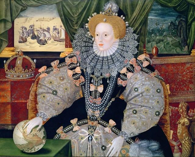 Isabel I de Inglaterra. Foto: © Wikimedia Commons