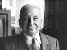 Ludwig von Mises. Foto: © WC