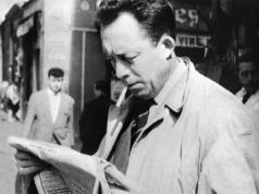 Albert Camus © Wikipedia