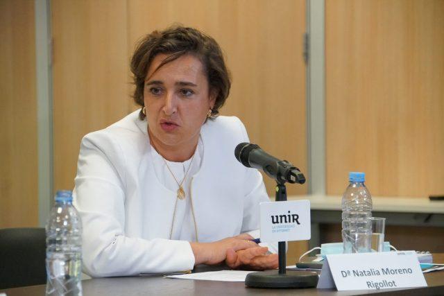 Natalia Moreno.