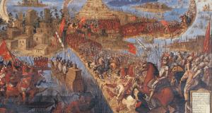Toma de Tenochtitlan © Wikipedia