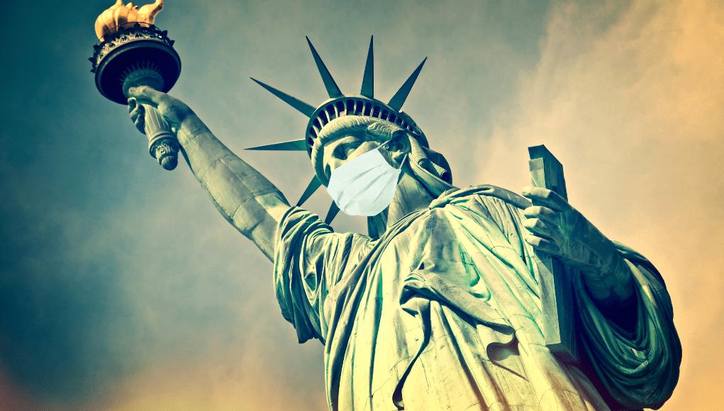 El declive de EE.UU. descrito en
