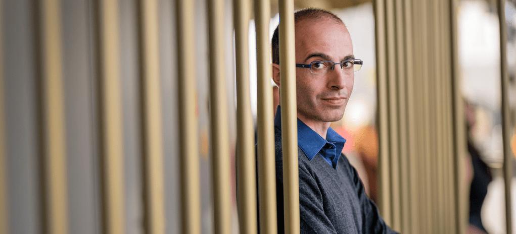 Yuval Harari. © Website del historiador