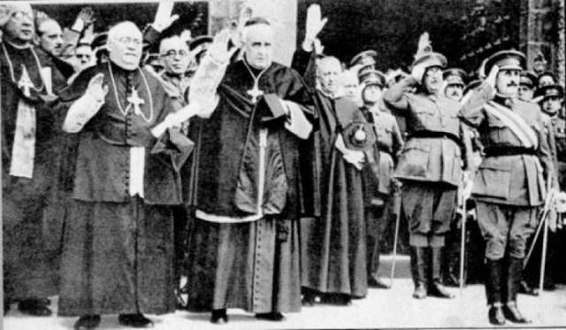 obispos franco