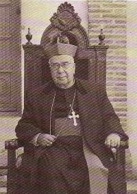 El arzobispo de Valladolid, Antonio García y García