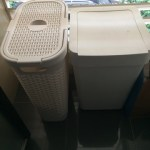 Facilitadores en la vida con hijos: los dos cestos de colada