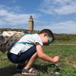 La Coruña con niños