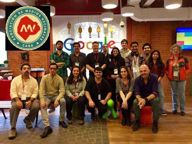 Asociación de Medios Vecinales de la Ciudad Autónoma de Buenos Aires