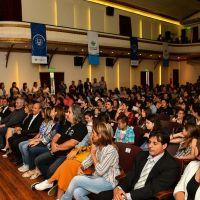 Se presentó el curso de ingreso al Colegio Preuniversitario