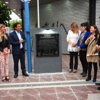 Quedó inaugurada la remodelada Estación Terminal Spadaccini de Belén de Escobar