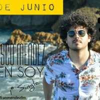 """Francisco Méndez presenta """"Quien Soy"""", su primer álbum solista"""