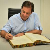 Sujarchuk anunció los cambios en su gabinete y la creación de la Agencia de Planificación para la Vivienda y el Hábitat