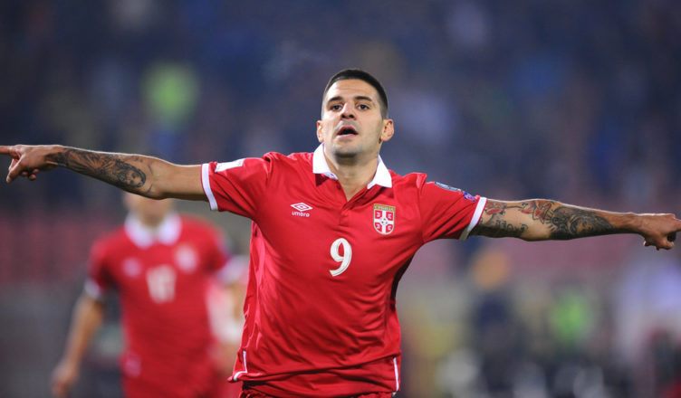 Image result for aleksandar mitrovic serbia