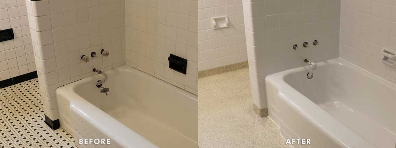 tile refinishing service cost