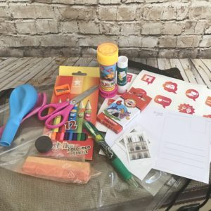 The City Family Kit from Travelove is full of fun goodies to keep kids entertained and educated