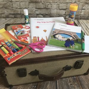 The City Family Kit from Travelove comes with all this and more!