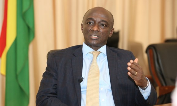 Ghana Ambassador