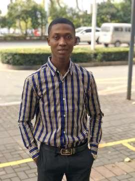 Amoah Mensah Akwasi