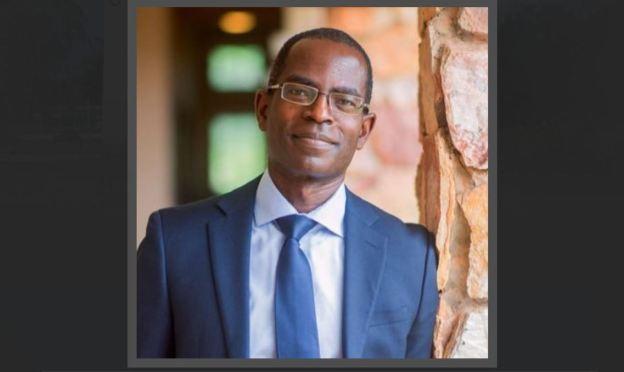 Dr Patrick Awuah