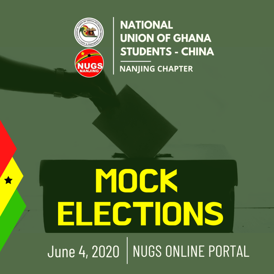 nanjing mock election 2020