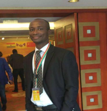 Benjamin Ohene Kwapong