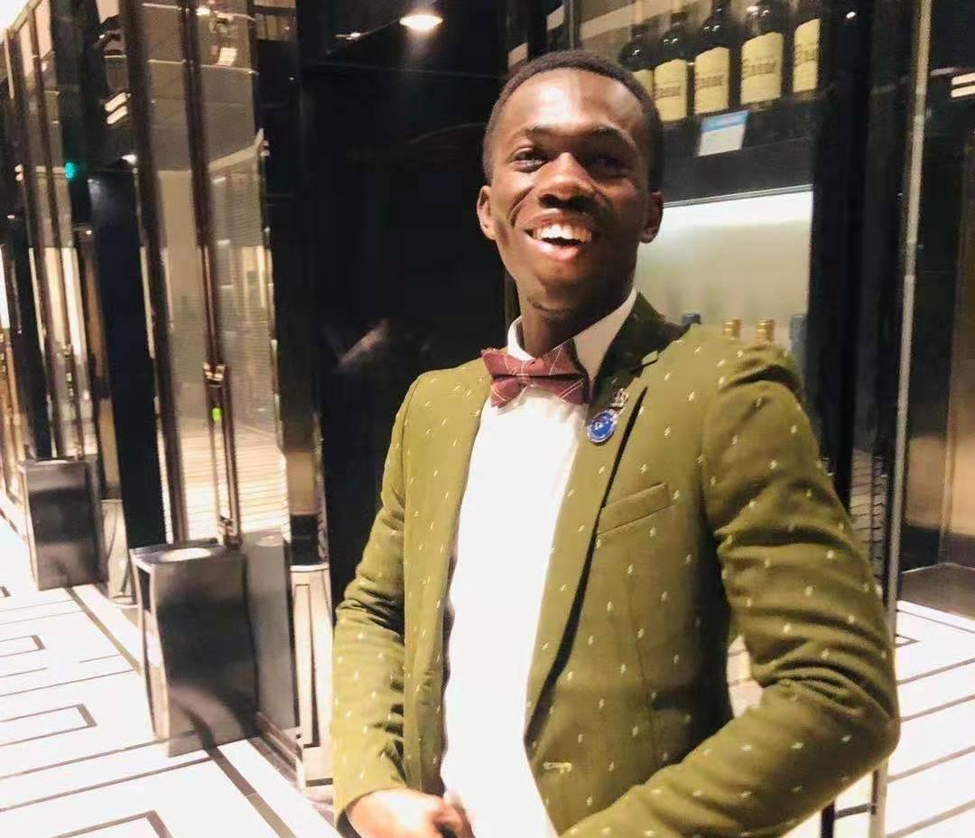 Spotlight on Derrick Anquanah Cudjoe