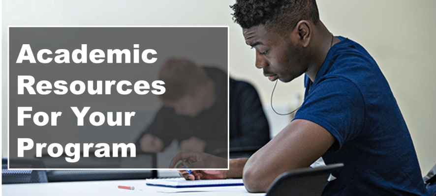 Academic Resources For Your Study Program