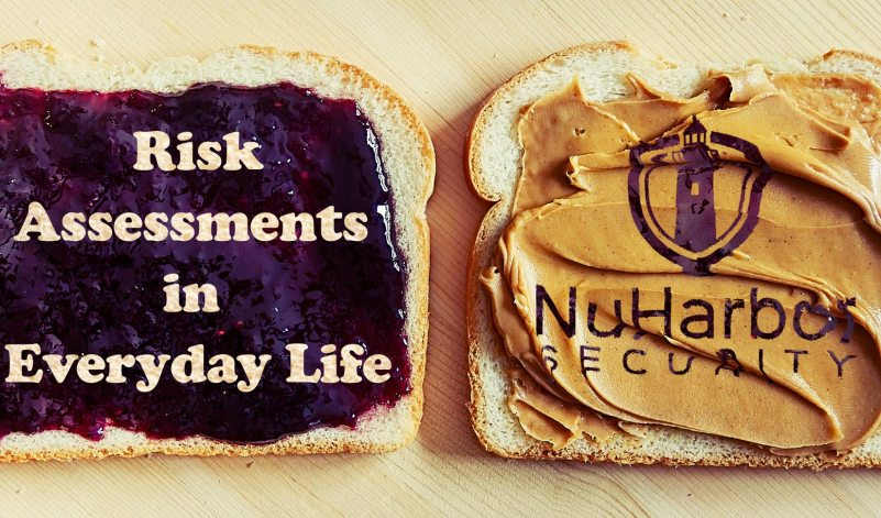 Risk Assessments in Everyday Life - NuHarbor Security