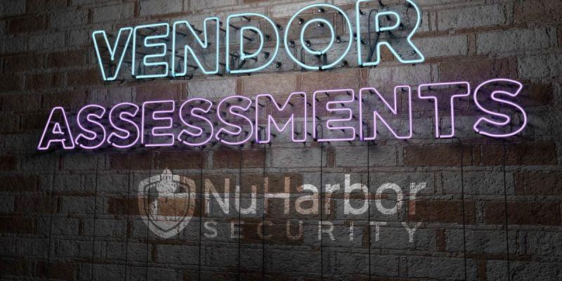 Vendor Security Assessment